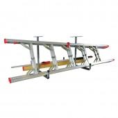 Adjustable Overhead Rack 250mm FOAM COATED ARMS