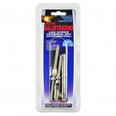 Lag Screw Terminal Set SS Adjustable 3-3.2mm