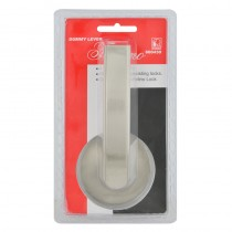 Trevino Dummy Set Lever Brushed Nickel