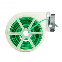 Twist Tie Dispenser 30m GREEN