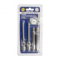Swageless Threaded Terminal Balustrading Kit for Timber & Metal SS 3-3.2mm