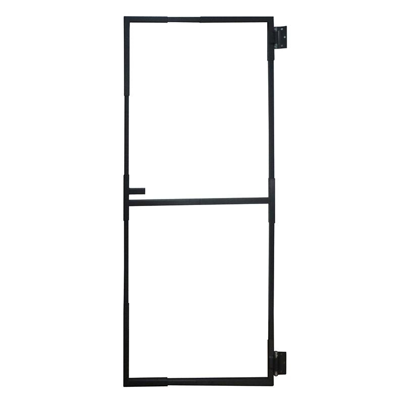 Gate Frame Kit 1000 1870mm X 700 1200mm Grey